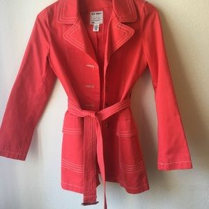 Gorgeous vintage trench coat from Old Navy